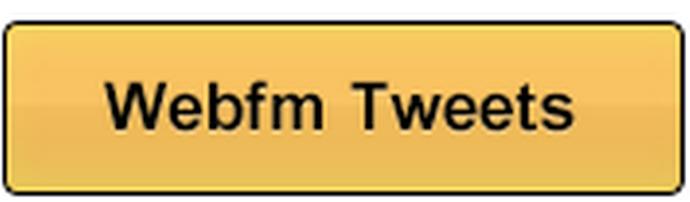 Webfm Tweets knop